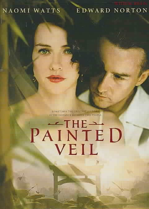 PAINTED VEIL BY WATTS,NAOMI (DVD)